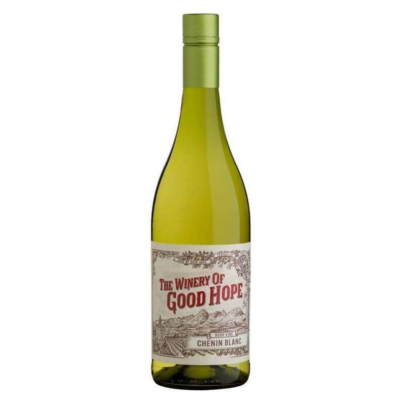 Good hope Chenin Blanc Bush Wine 0.75L
