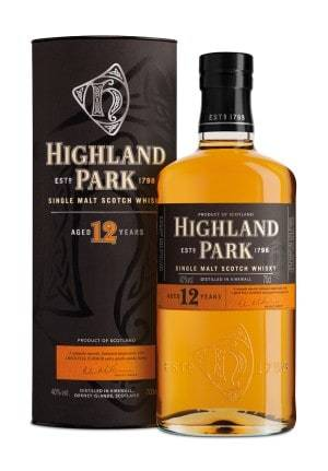 Highland Park 12 years 0,7L