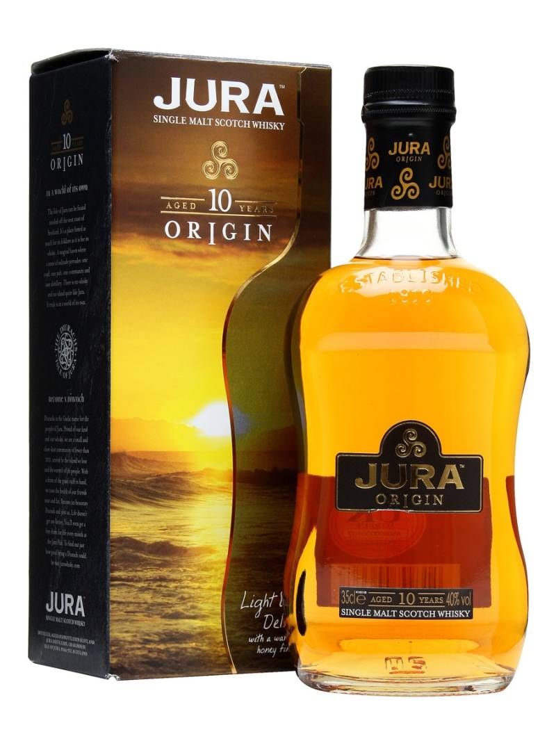 Isle of Jura 10 years 0,7L