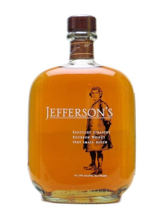 Jefferson's Kentucky Straight 0,7L