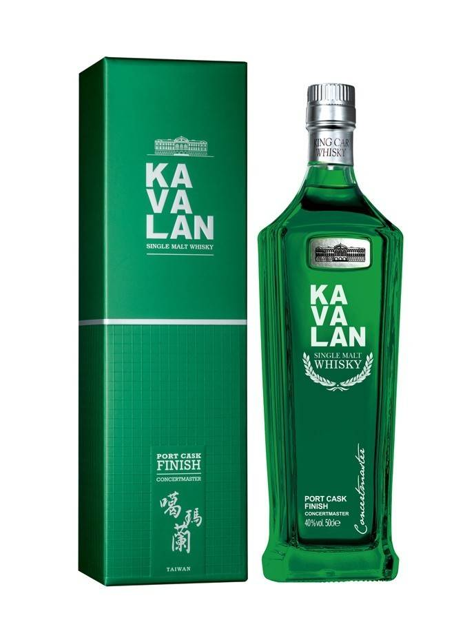 Kavalan Port Cask Finish 0,7L