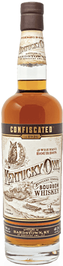 Kentucky Owl Confiscated Straight Bourbon