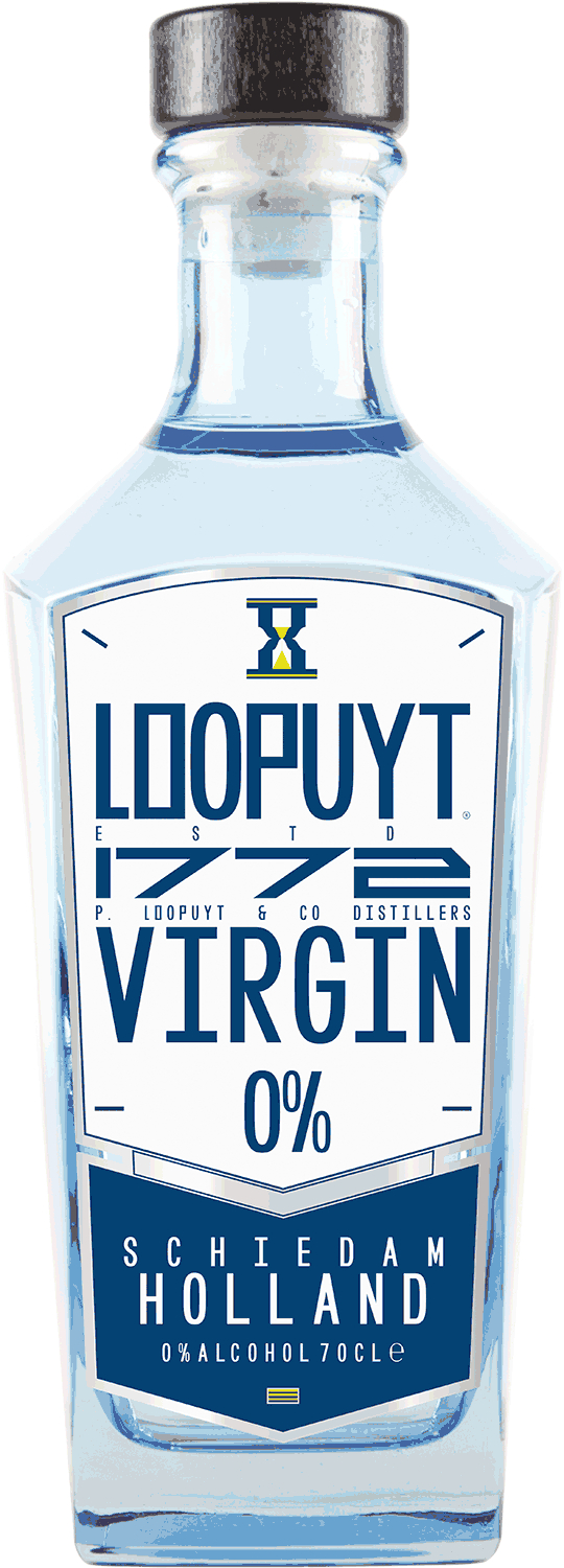 Loopuyt virgin Gin 0% 0,7L