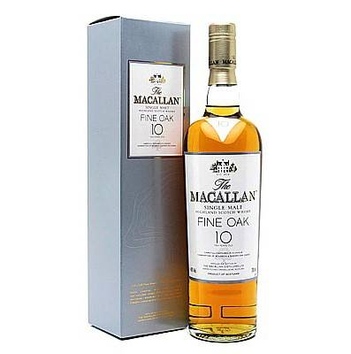 Macallan 10y fine oak 0,7L