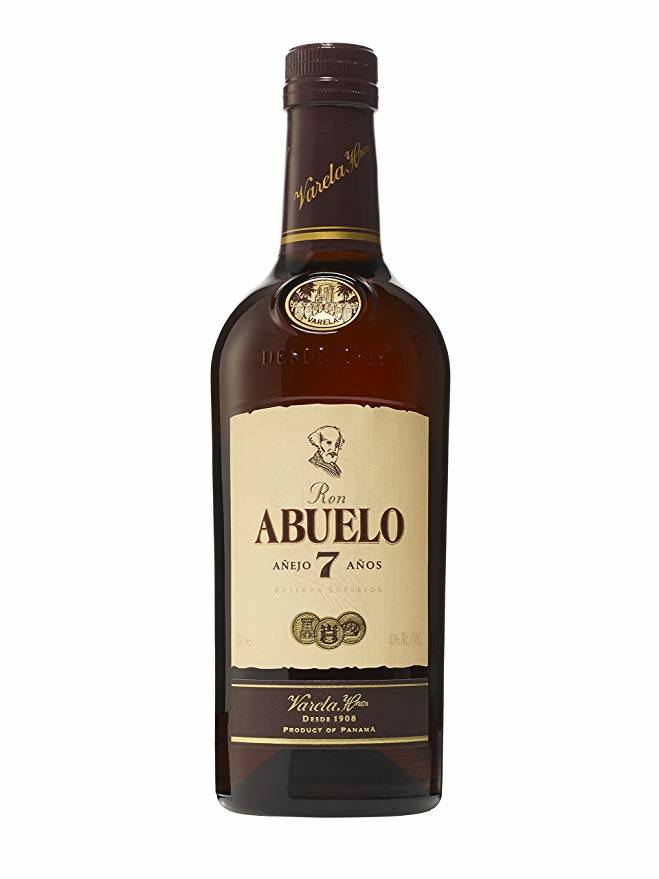 Ron Abuelo 7 years 0,7L