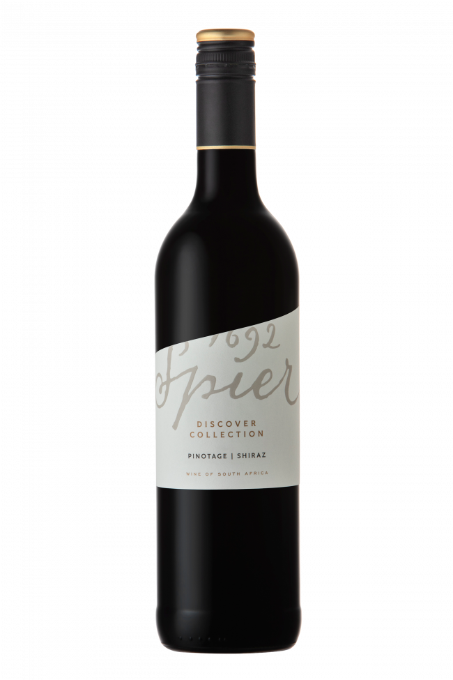 Spier Pinotage Shiraz 'Discover Spier 0.75L