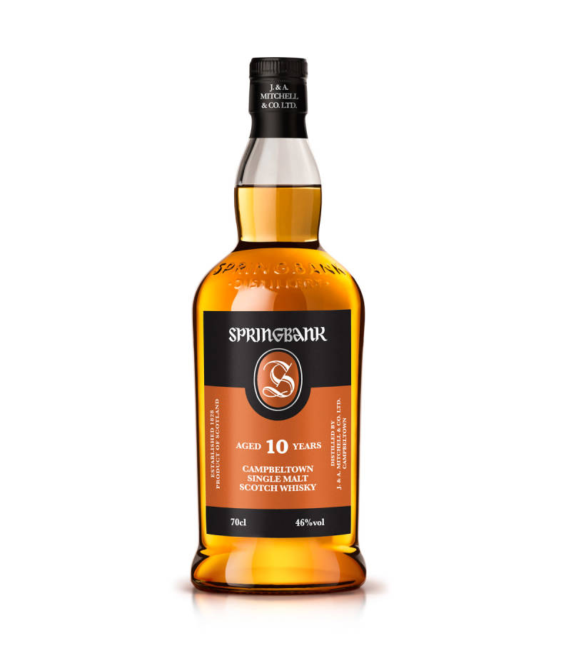 Springbank 10 year old 0,7L