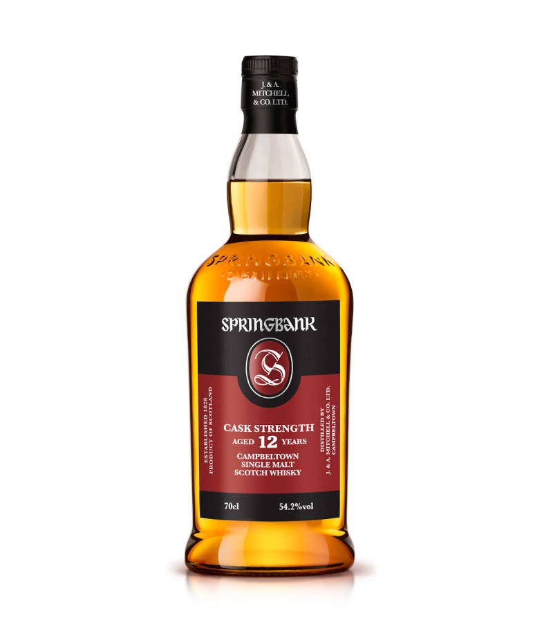 Springbank 12 year old 0,7L