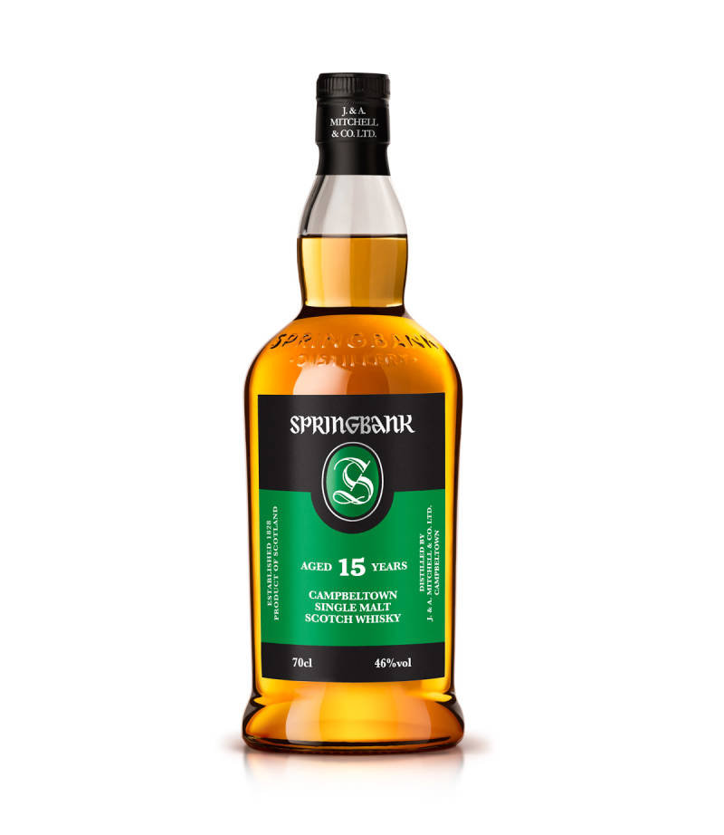 Springbank 15 year old 0,7L