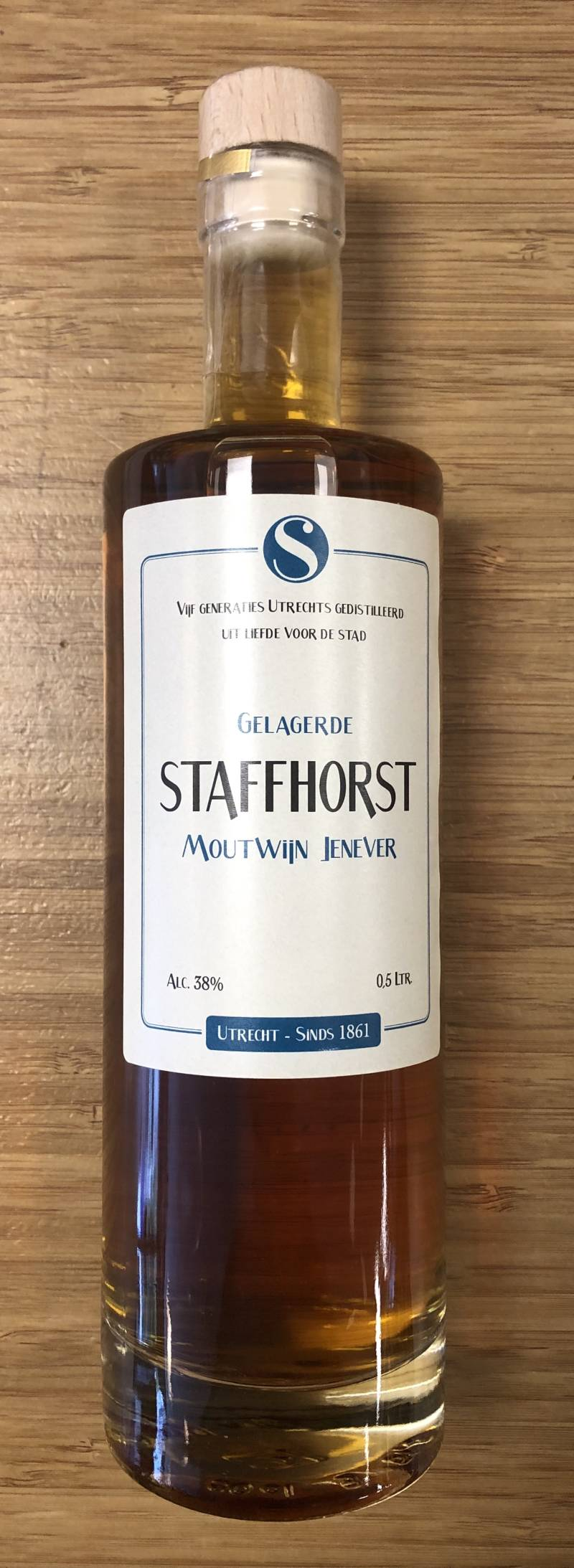 Staffhorst Moutwijn 0,5L