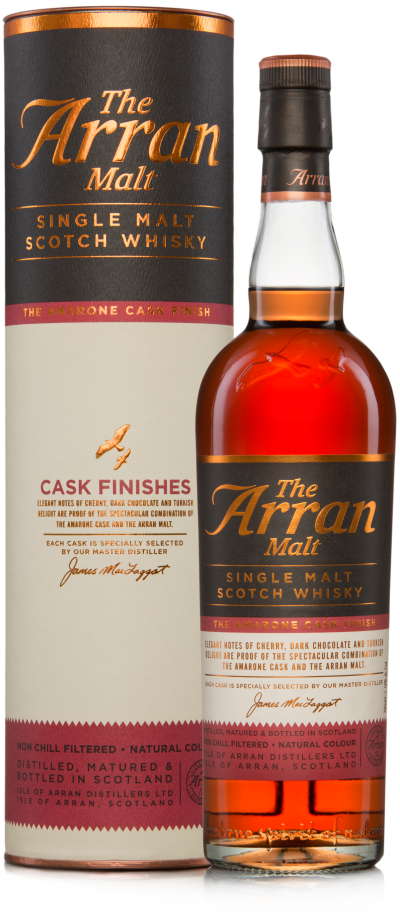 The Arran Amarone cask finish 0,7L