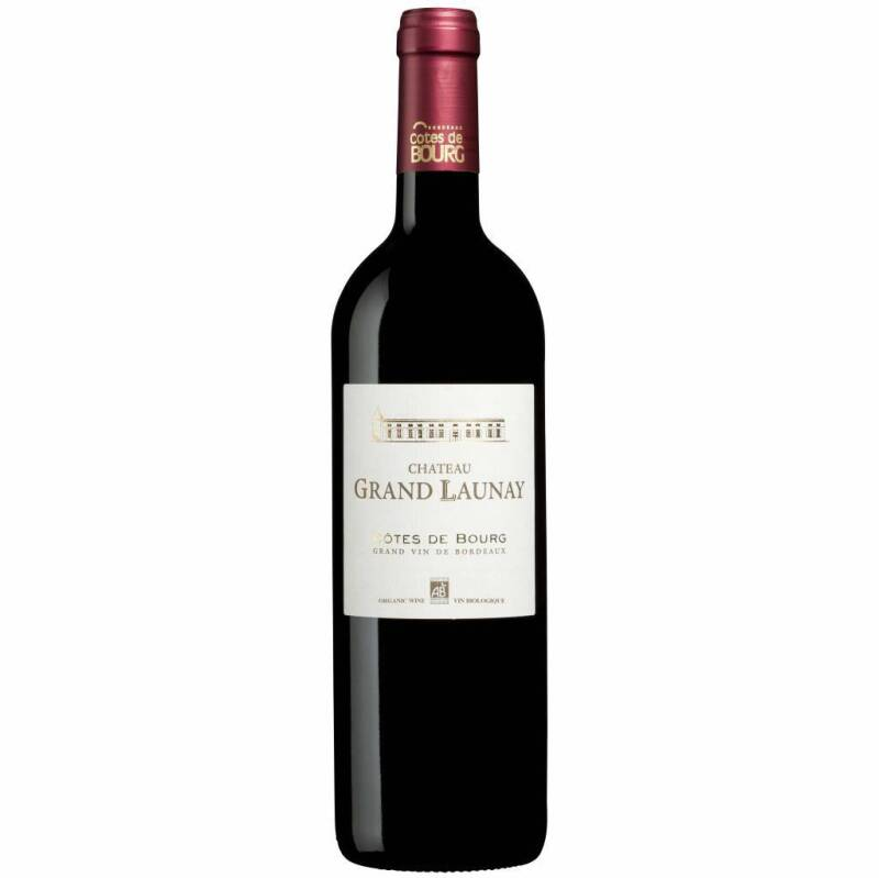 Château Grand Launay Rouge 0.75L