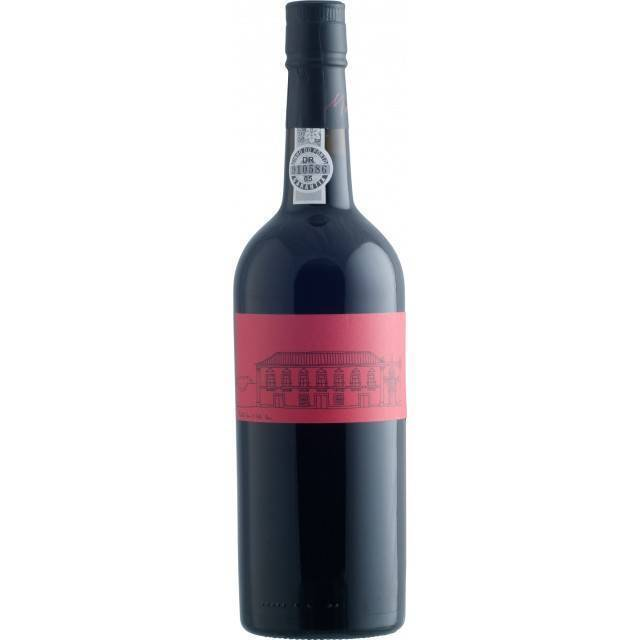 Morgadio Da Calcada Tawny Port 0.75L