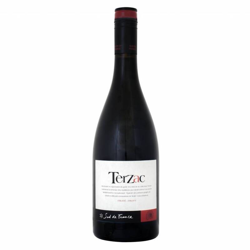 Mont Baudile Terzac Rouge 0.75L