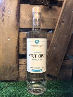 Staffhorst London Dry Premium Gin