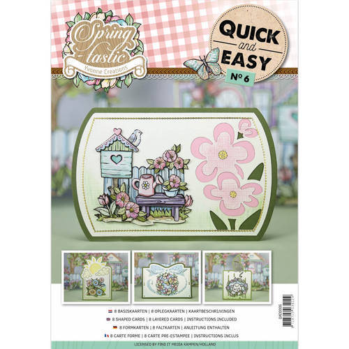 Quick and Easy 6 - Spring-tastic