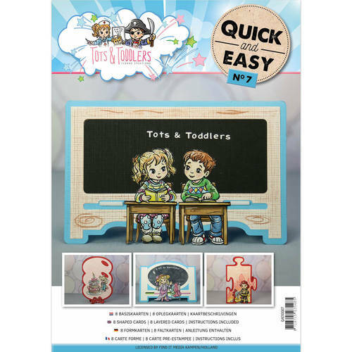 Quick and Easy 7 - Tots and Toddlers  Quick and Easy