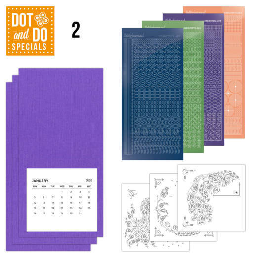 Dot and Do Special Pauwen