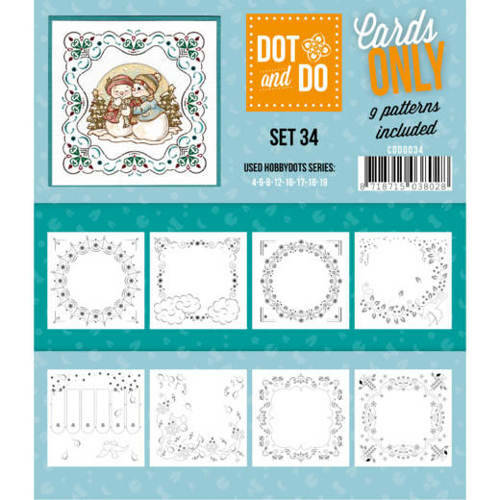 Dot and Do-Cards Only - set 34