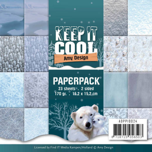 Paperpack - Amy Design - Keep it Cool  Amy Design