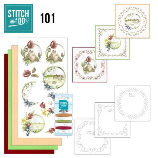 Stich and Do nr.101 Spring Life