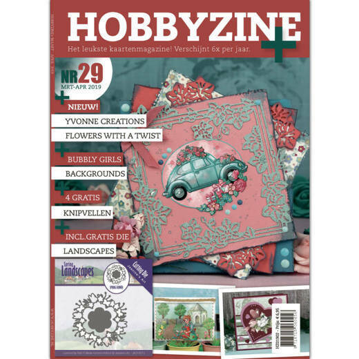 Hobbyzine plus 29