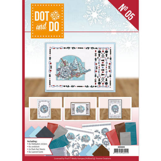 Dot and Do A6 Boek 5
