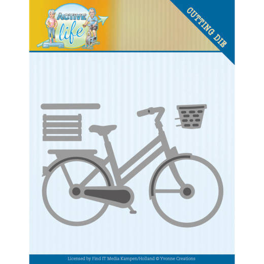 Dies - Yvonne Creations - Active Life - Bicycle