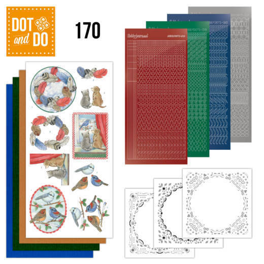 Dot and Do 170 Snow Scenes