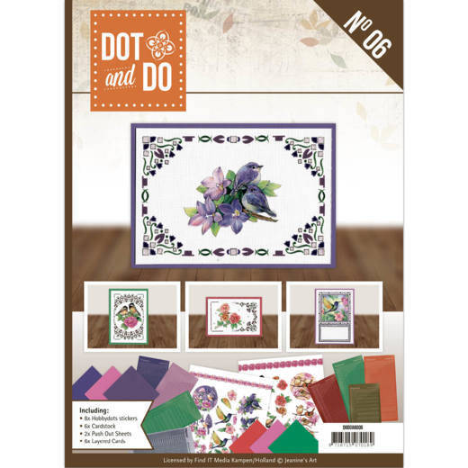 Dot and Do A6 Book 6