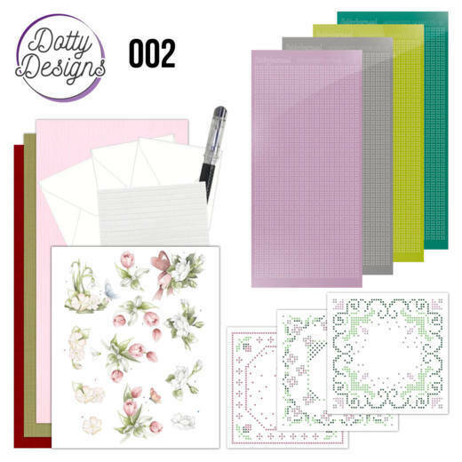 Dotty Designs Special 2  Hobbyjournaal