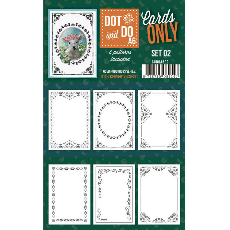 Dot and Do - Cards Only - Set 02