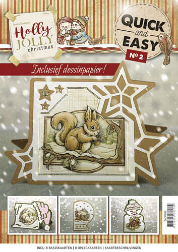 Quick and Easy 2 - Holly Jolly Christmas  Quick and Easy