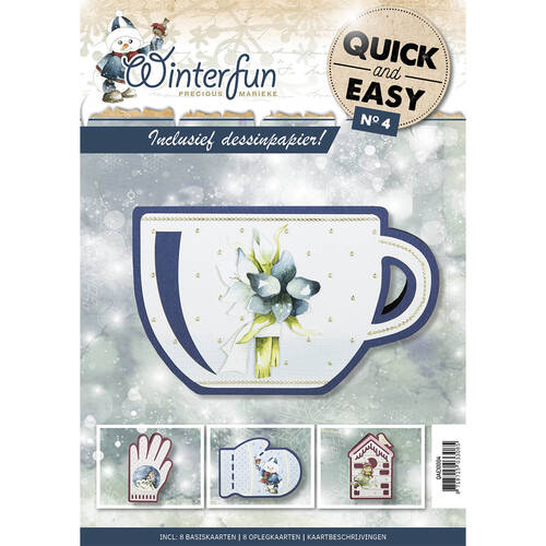 Quick and Easy 4 - Winterfun  Quick and Easy