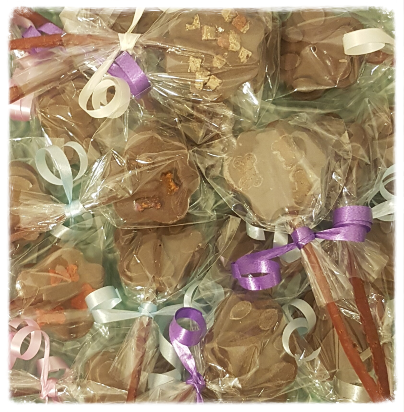 ☆Dog Lollypop Crumble☆