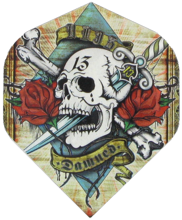 "Alchemy Std. ""Skull & Sword"""