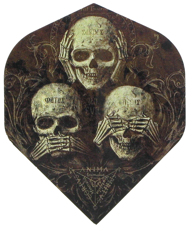 "Alchemy Std. ""3 Skulls"""