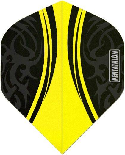 Pentathlon Std. Tribal Yellow