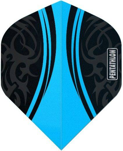 Pentathlon Std. Tribal Light Blue