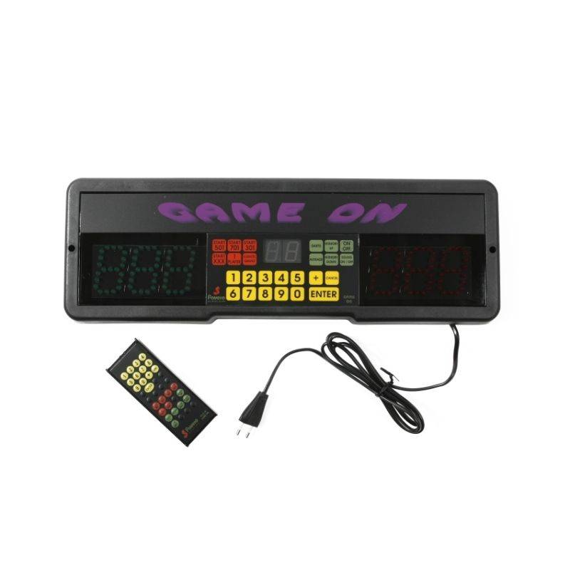 Game On Scorebord with Remote