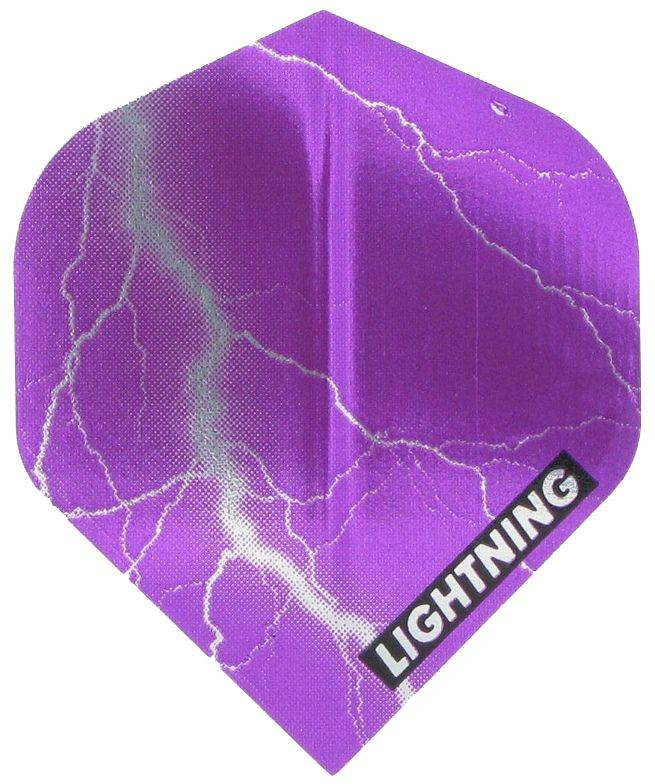 Metallic Lightning Std. Purple