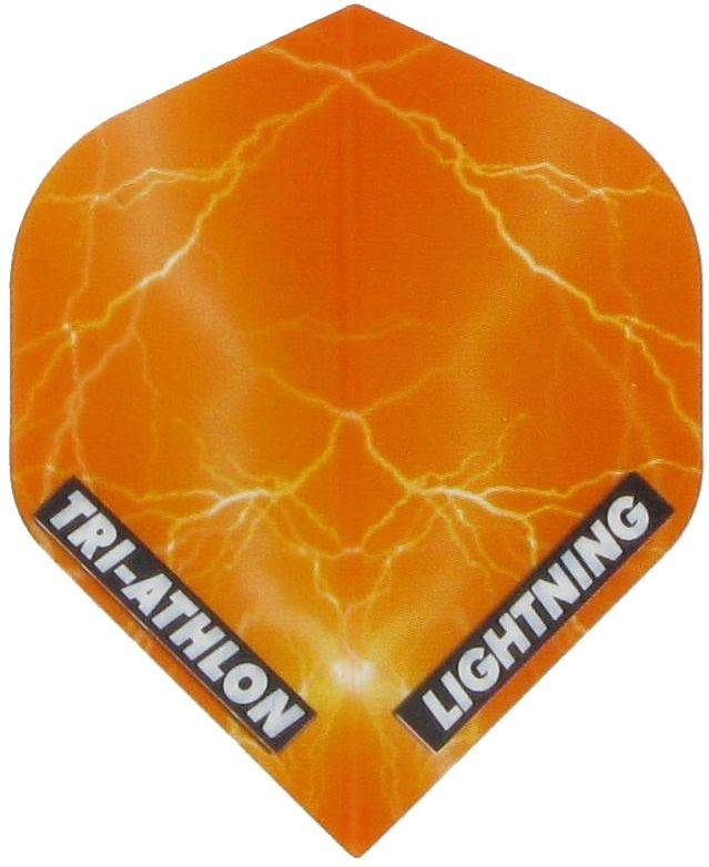 Triathlon Lightning Std. Clear Orange