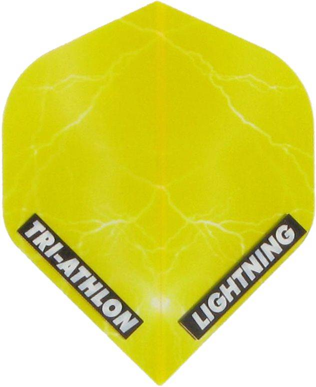 Triathlon Lightning Std. Clear Yellow