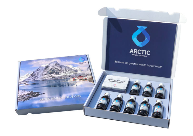 Natural Arctic Oil - Optimum Box