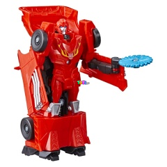 Transformers Fusion Flame Autobot - Hot Rod akciófigura