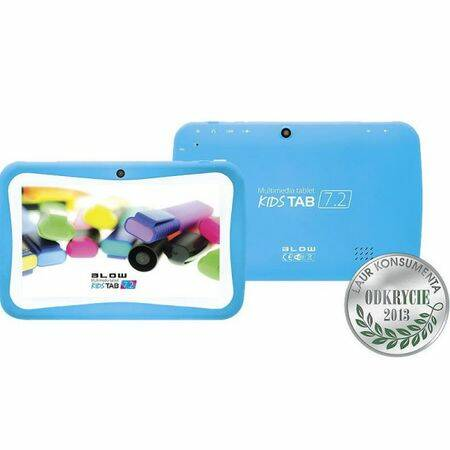Blow KidsTAB 7.4 tablet, 4GB, Wi-Fi, Kék