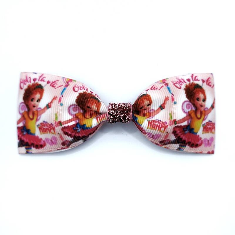 Fancy Nancy bow