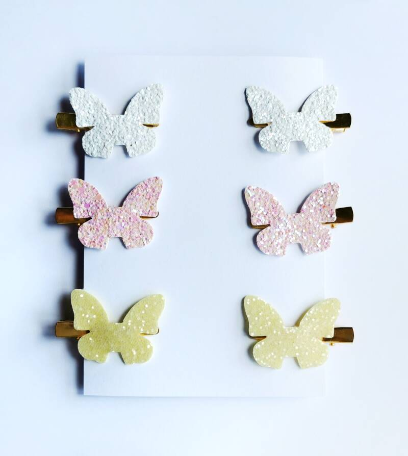 Butterfly baby set