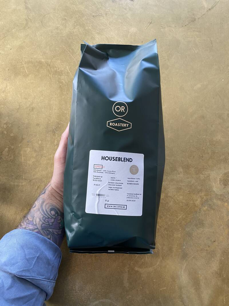 Grá Houseblend Coffee