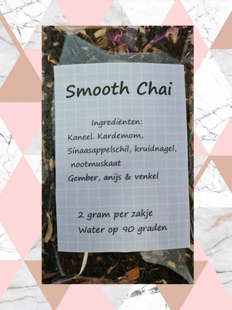Smooth chai thee